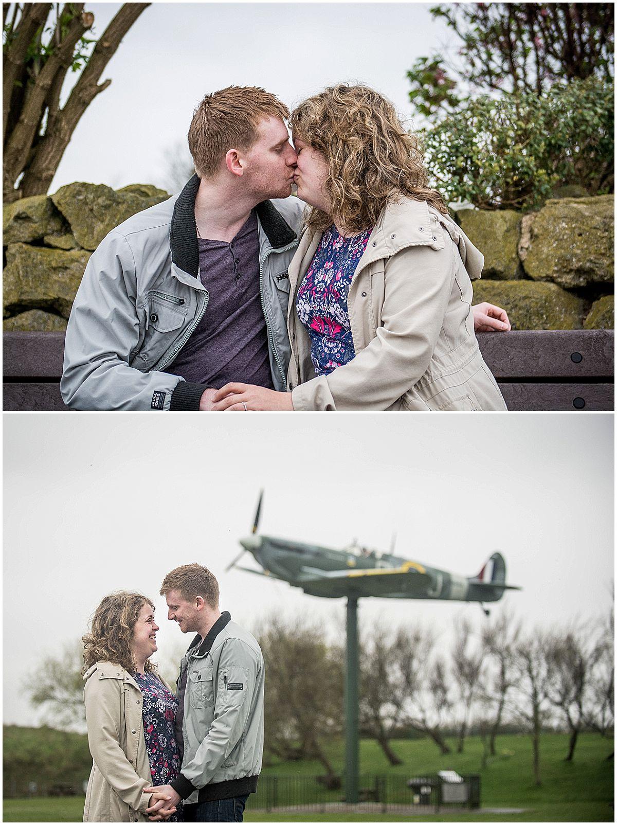 Fairhaven Lake Pre-Wedding