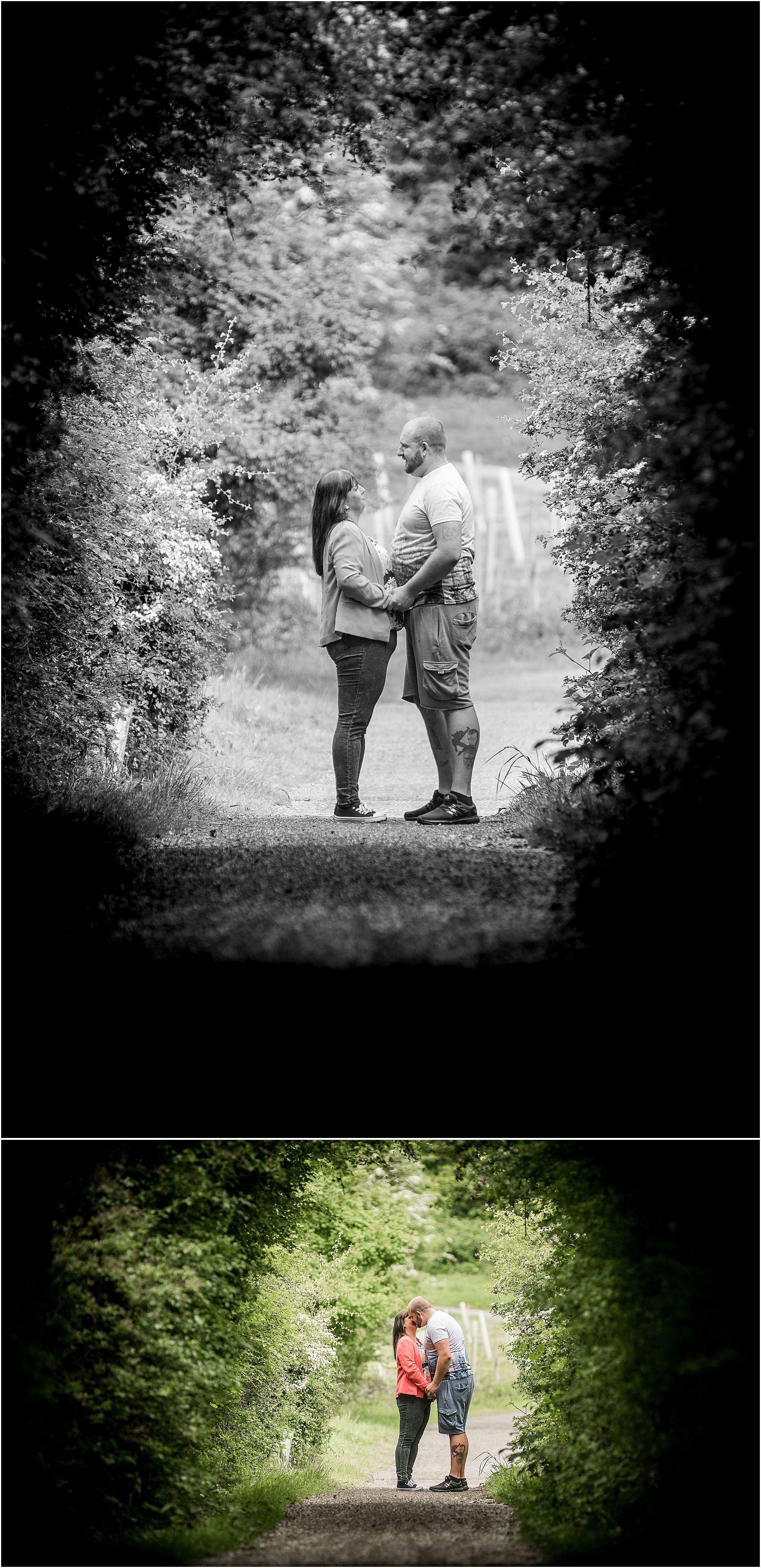 Brockholes Pre-Wedding Shoot