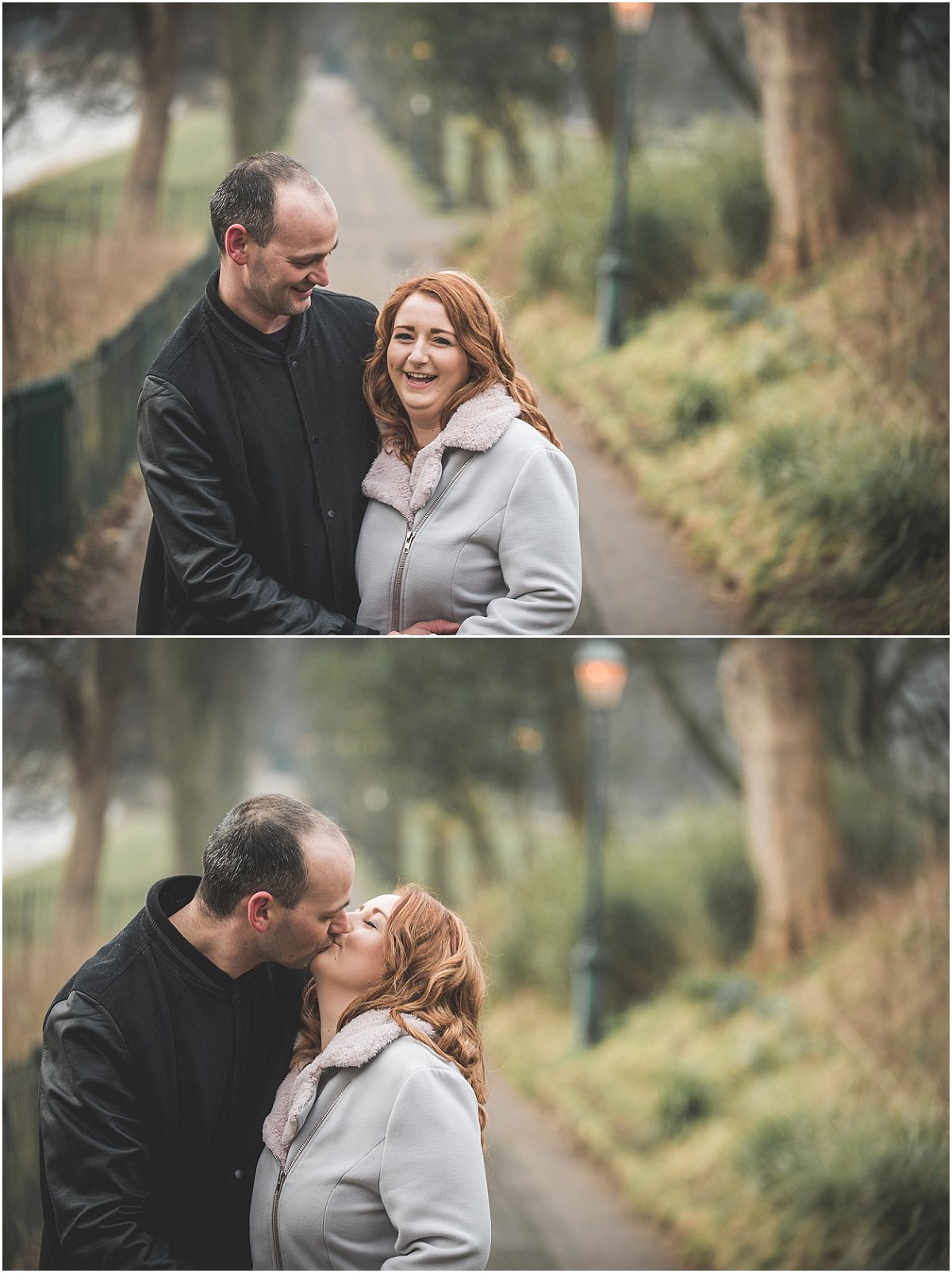 Avenham Park Pre-Wedding Shoot