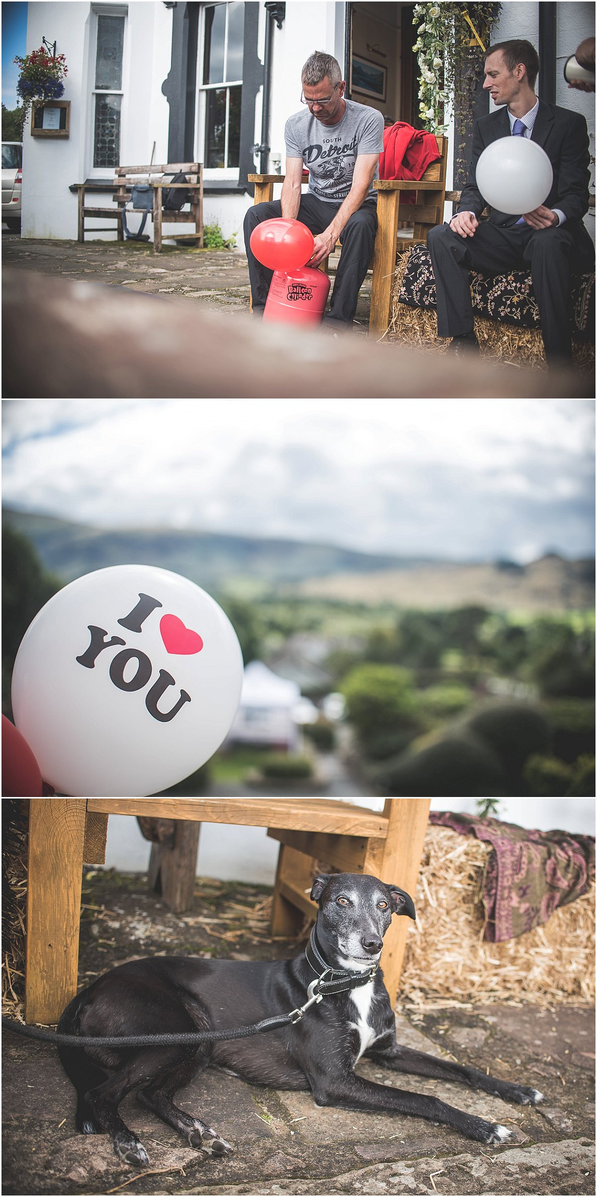 Low Wood Hall Hotel, Wast Water Wedding Photography