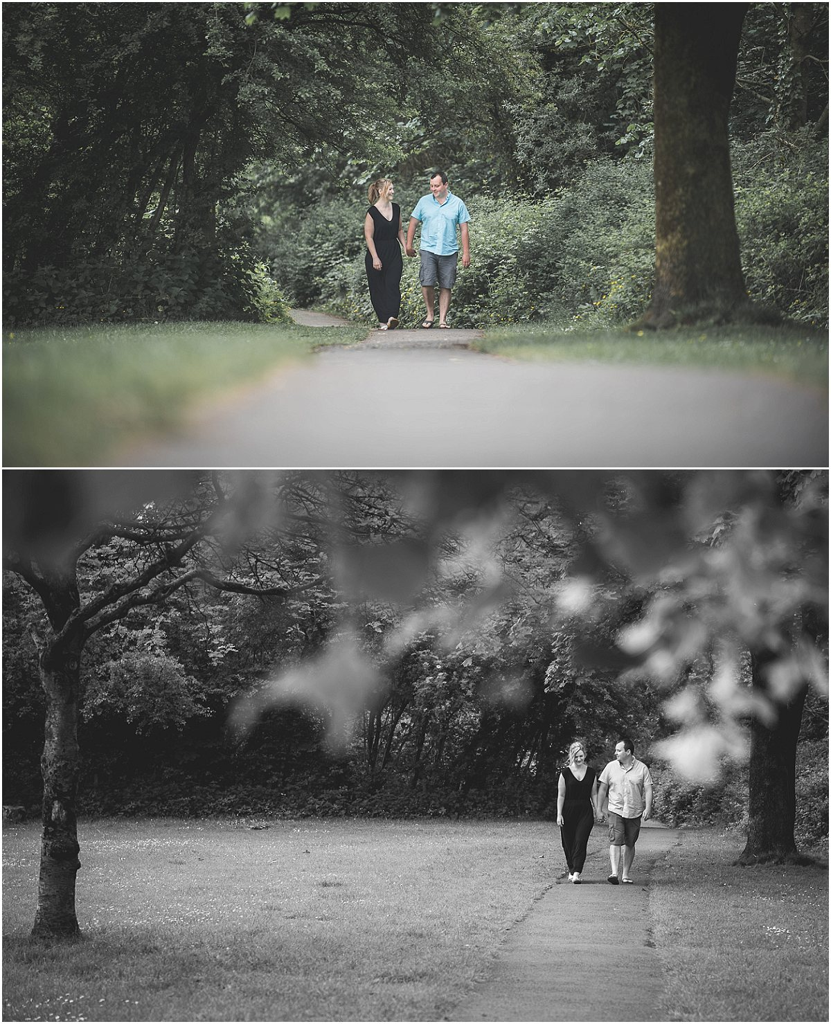 Engagement Photoshoot on Edisford Bridge | Preston Wedding Photographer