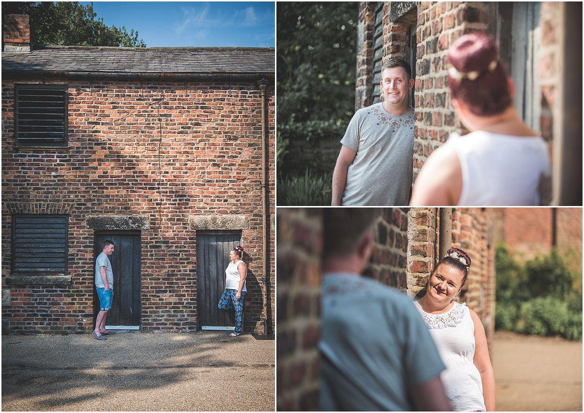 Worden Park Couples Shoot