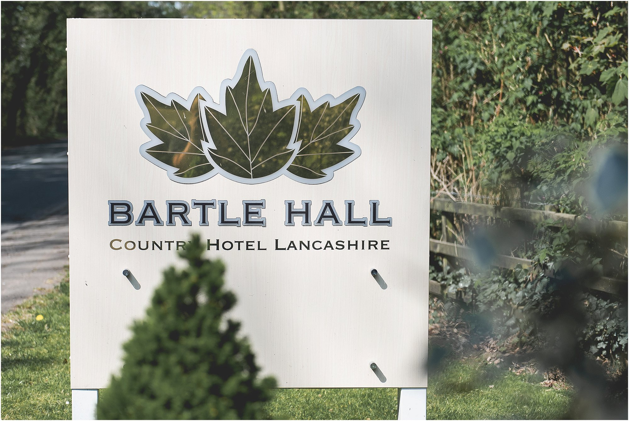 bartle hall sign
