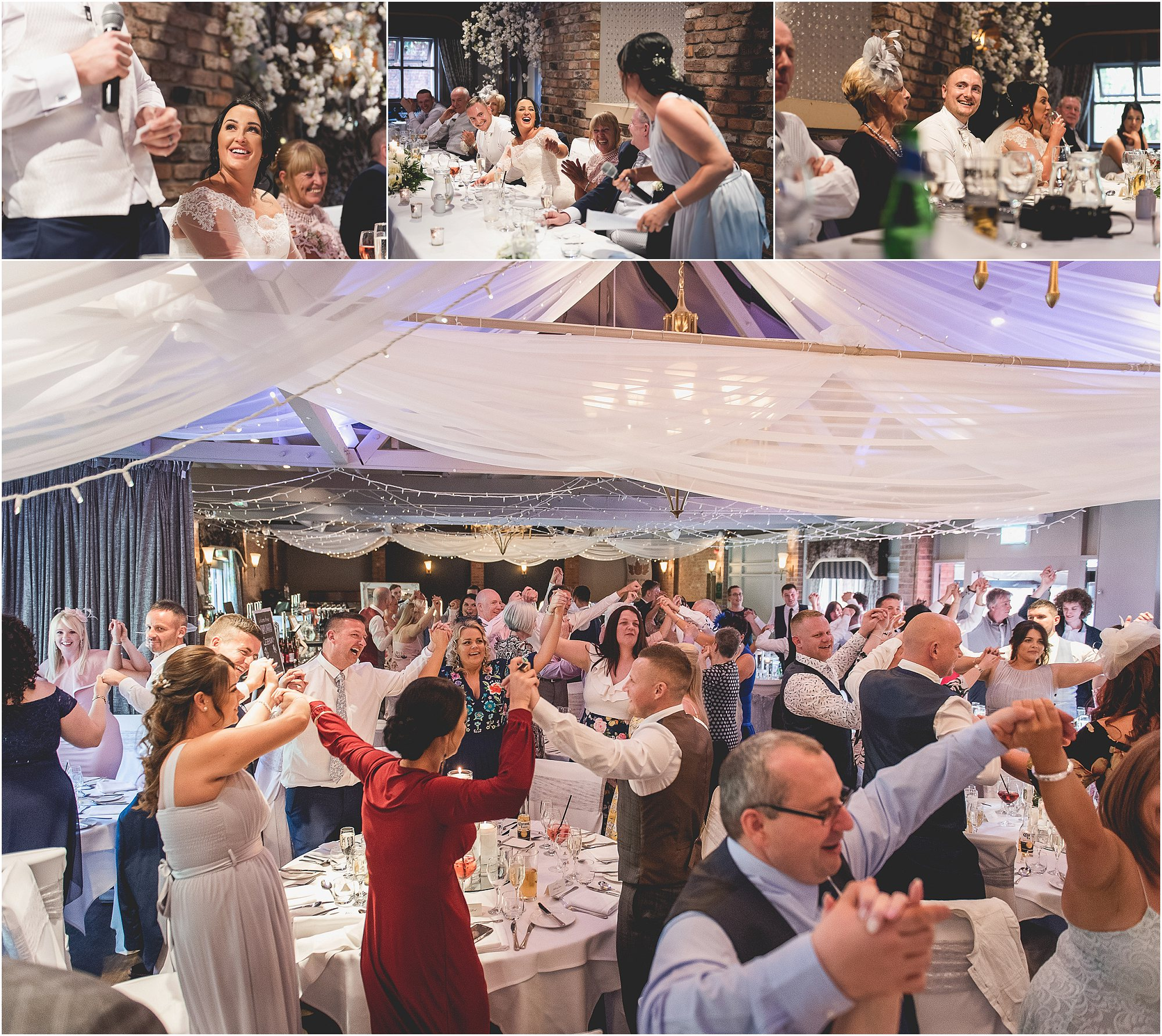 Wedding speeches at bartle hall